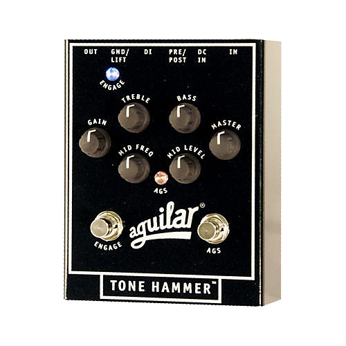 Aguilar Tone Hammer Bass Preamp/Direct Box