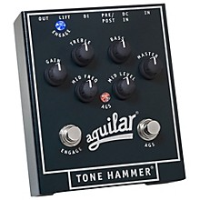 Open Box Aguilar Tone Hammer Preamp / Direct Box Bass Pedal