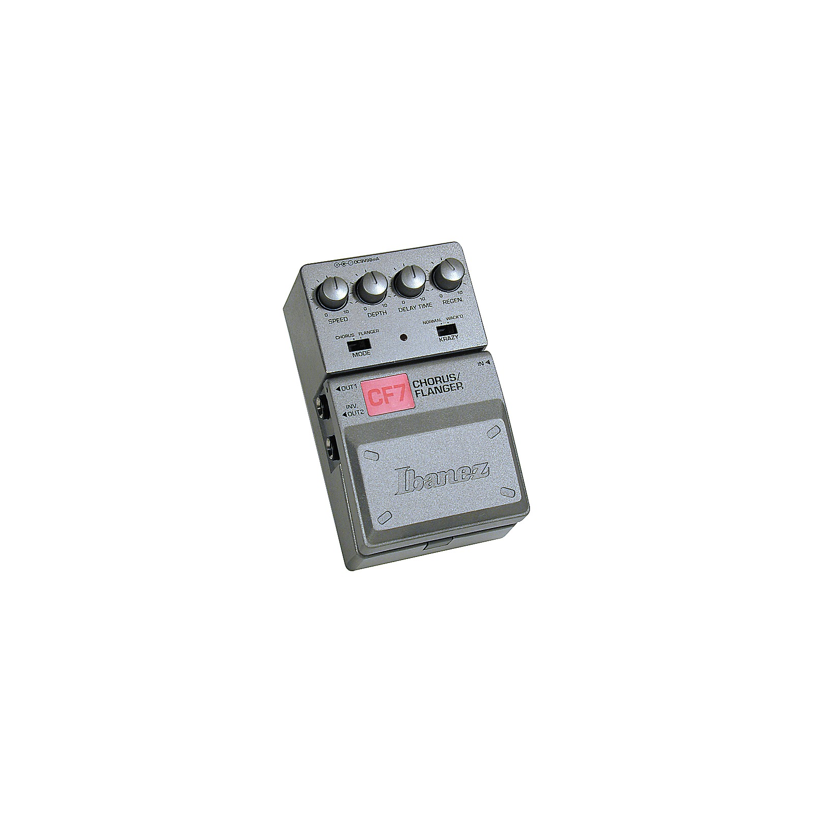 Ibanez Tone-Lok CF7 Chorus Flanger Pedal
