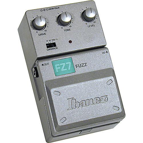 Ibanez Tone-Lok FZ7 Fuzz Pedal