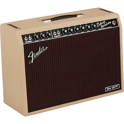 Fender Tone Master Deluxe Reverb 100W 1x12 Celestion NEO Creamback