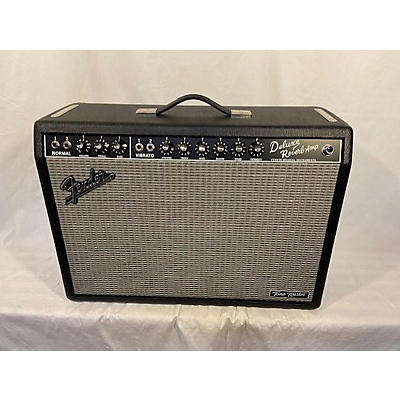 Fender Tone Master Deluxe Reverb 1x12 Guitar Combo Amp