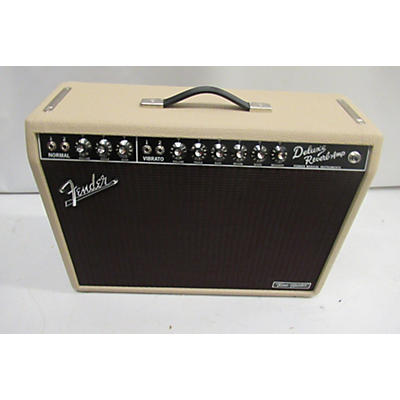Fender Tone Master Deluxe Reverb Blond Guitar Combo Amp