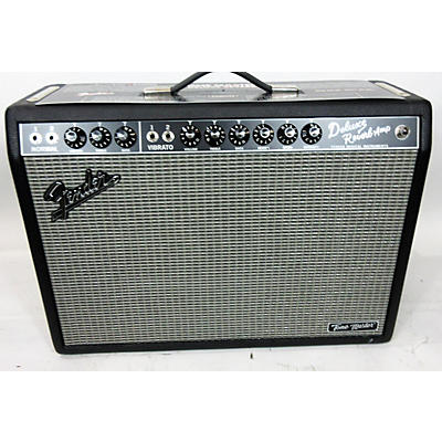 Fender Tone Master Deluxe Reverb Guitar Combo Amp
