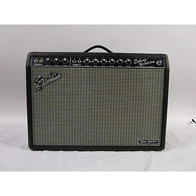 Fender Tone Master Deluxe Reverb Tube Guitar Combo Amp