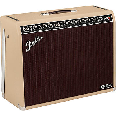 Fender Tone Master Twin Reverb 100W 2x12 Celestion NEO Creamback Amplifier