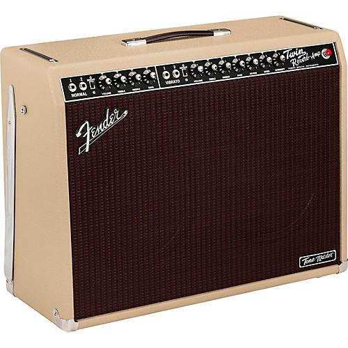 Fender Tone Master Twin Reverb 100W 2x12 Celestion NEO Creamback Amplifier Blonde
