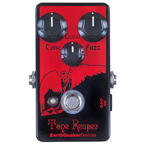 EarthQuaker Devices Tone Reaper Fuzz Guitar Effects Pedal