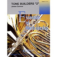 Curnow Music Tone Studies 2 (Grade 2 to 4 - Score Only) Concert Band Level 2-4 Composed by James Curnow