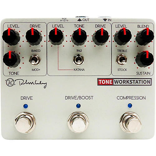 Keeley Tone Workstation Overdrive Guitar Pedal