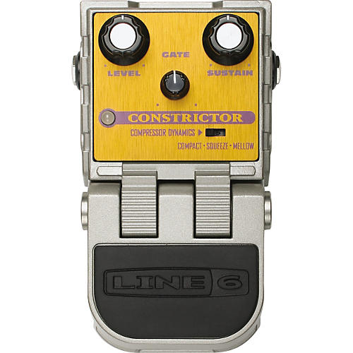 Line 6 ToneCore Constrictor Compressor Guitar Effects Pedal