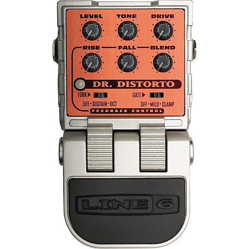 Line 6 ToneCore Dr. Distorto Pedal