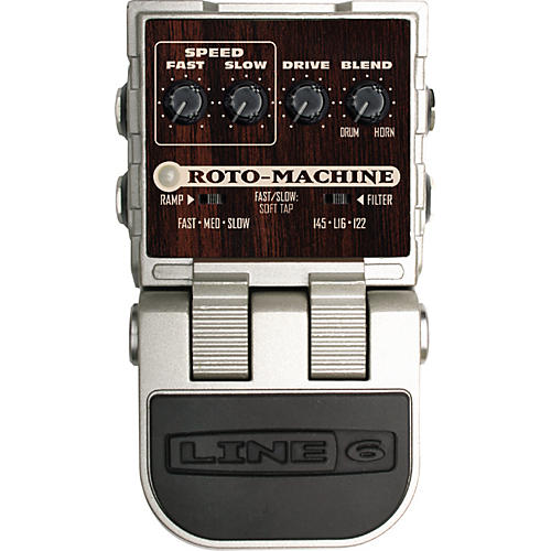 Line 6 ToneCore Roto Machine Guitar Effects Pedal