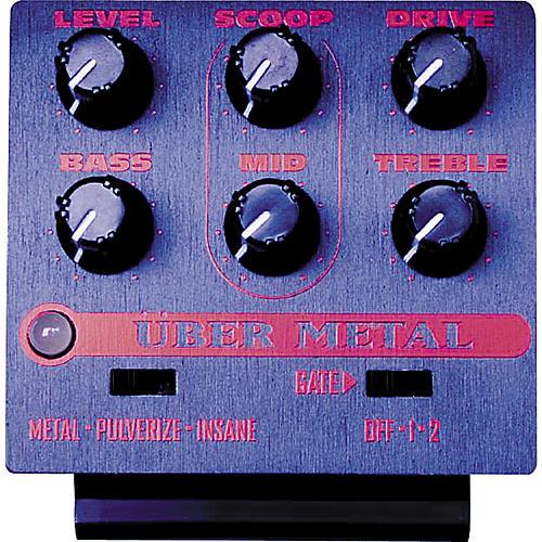 Line 6 ToneCore Uber Metal Guitar Effects Module
