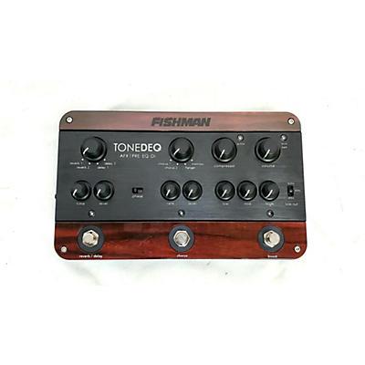 Fishman ToneDEQ Guitar Preamp