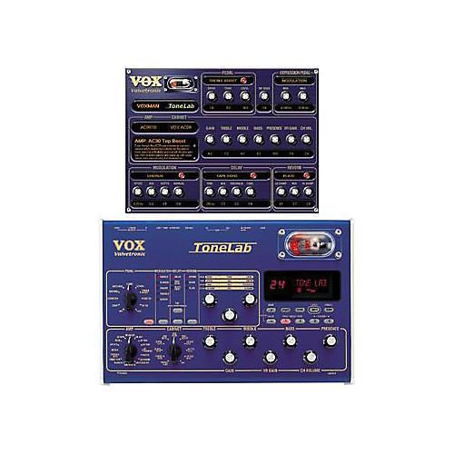 vox tonelab amp modeler musician s friend rh musiciansfriend com Vox Tonelab Desktop Model Vox Tonelab Le Patches