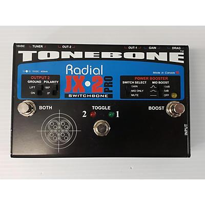 Radial Engineering Tonebone JX2 Pedal