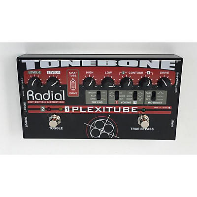 Radial Engineering Tonebone Plexitube Effect Pedal