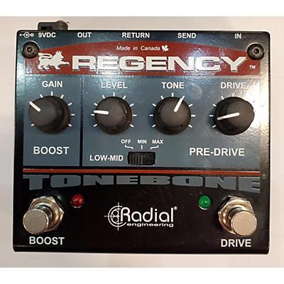 Radial Engineering Tonebone Regency Effect Pedal