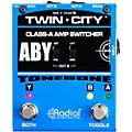 Radial Engineering Tonebone Twin-City Active ABY Switcher thumbnail