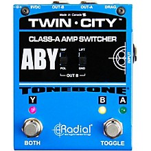 Radial Engineering Tonebone Twin-City Active ABY Switcher