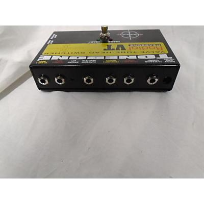 Radial Engineering Tonebone Valve-tube Head Switcher Vt Pedal