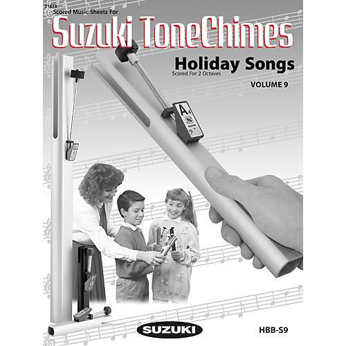 Suzuki Tonechime Arrangements 9 for Handbells Book