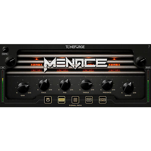 Joey Sturgis Tones Toneforge - Menace Virtual Guitar Amp Plug-in