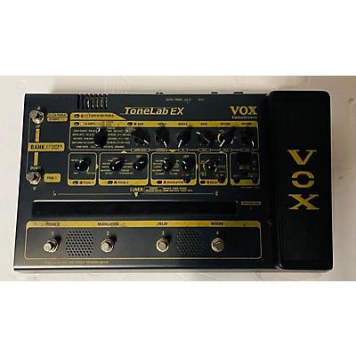 Vox Tonelab EX Effect Processor