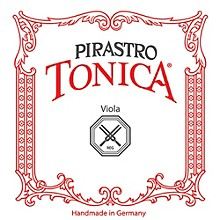 Tonica Series Viola A String 16.5-16-15.5-15-in. Weich