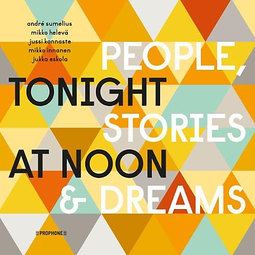 Alliance Tonight at Noon - People & Stories & Dreams