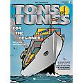 Curnow Music Tons of Tunes for the Beginner (Eb Alto Saxophone - Grade 0.5 to 1) Concert Band Level .5 to 1 thumbnail