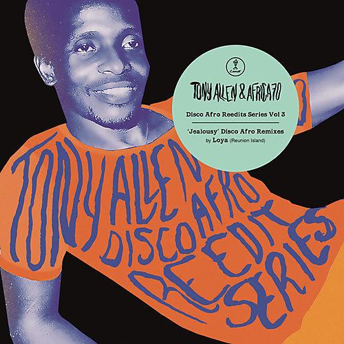 Alliance Tony Allen & Africa 70 - Jealousy (disco Afro Reedits Series 3)