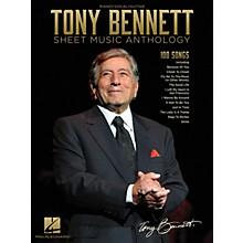 Hal Leonard Tony Bennett Sheet Music Anthology Piano/Vocal/Guitar Songbook