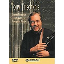 Homespun Tony Trischka's Essential Bluegrass Banjo DVD