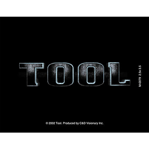 C&D Visionary Tool Ice Logo Magnet