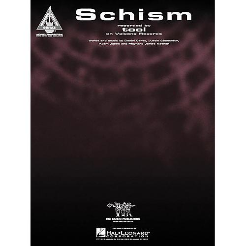 Hal Leonard Tool: Schism Guitar (Sheet Music)