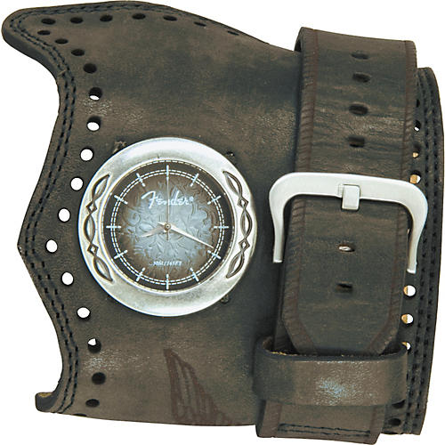 Fender Tooled Leather Gauntlet Watch