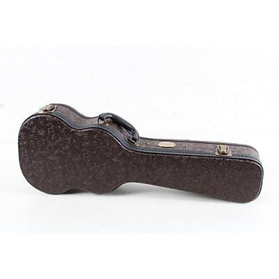 Luna Guitars Tooled Leather Tenor Ukulele Hard Case