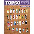 Alfred Top 50 Children's Songs Book thumbnail