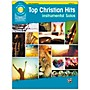 Alfred Top Christian Hits Instrumental Solos Tenor Sax Book & CD Level 2--3