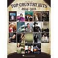 Hal Leonard Top Country Hits Of 2010-2011 PVG Songbook thumbnail