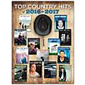 Hal Leonard Top Country Hits of 2016-2017 for Guitar Piano/Vocal/Guitar Songbook thumbnail