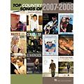 Hal Leonard Top Country Songs Of 2007 - 2008 thumbnail