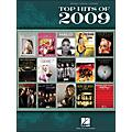 Hal Leonard Top Hits Of 2009 arranged for piano, vocal, and guitar (P/V/G) thumbnail