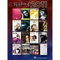 Hal Leonard Top Hits of 2011 Piano/Vocal/Guitar Songbook thumbnail