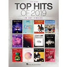 Hal Leonard Top Hits of 2019 for Easy Piano