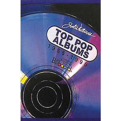 Hal Leonard Top Pop Albums 1955-1996 Hardcover Book
