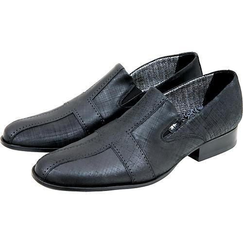 T.U.K. Top Shelf Top 9 Leather Cross Loafer