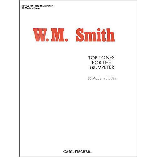Carl Fischer Top Tones For The Trumpeter